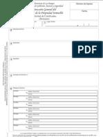 C1 Solicitud de Certificados de Dominio