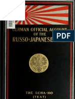 German Official Account of the Russo-Japanese War