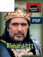 Richard III Shakespeare Explained