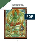 Om Tare Tuttare Ture Svaha - Buddhista mantra mint imádság