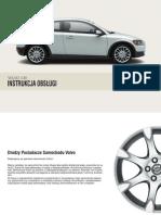 Instrukcja Obslugi Volvo C30 PL