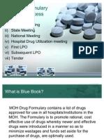 National Formulary Listing Process