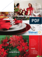 Walmart 2008 Holiday Entertaining Guide