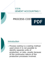 EBF211 Process Costing(1)
