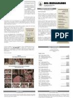 Ang Manggagawa Issue 1 (Nov 2011)