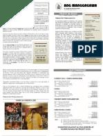 Ang Manggagawa Issue 3 (Jan 2012)