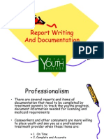 Report Writing and Documentation 1 (1)
