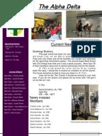 Rho Newsletter February 2012