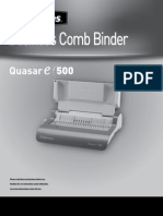 Binder Quasar e 402100_3l