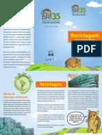 Folder Reciclagem