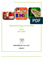TIP2 Apps
