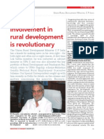 Pvt Involvement in Rural Industry