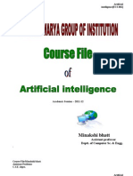 Course File Artificial Intelli