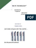 5 Pen PC Technology 2