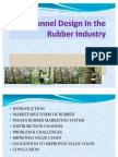 Channel Design in the Rubber Industry