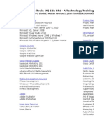 iTrain_Year2012_TrainingSchedule