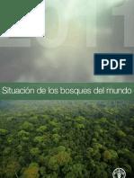 Situación de los bosques del mundo