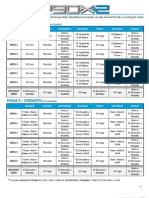 P90x2 workout schedule step by step walkthrough & pdf youtube.