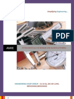 Amie Fundamentals of Design and Manufacturing Design
