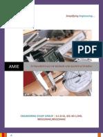 Amie Fundamentals of Design and Manufacturing Design