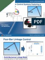 4 Bar Linkage Webinar 030107