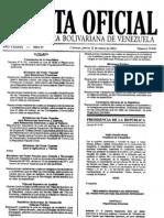 reglamento orgánico del MPPRE