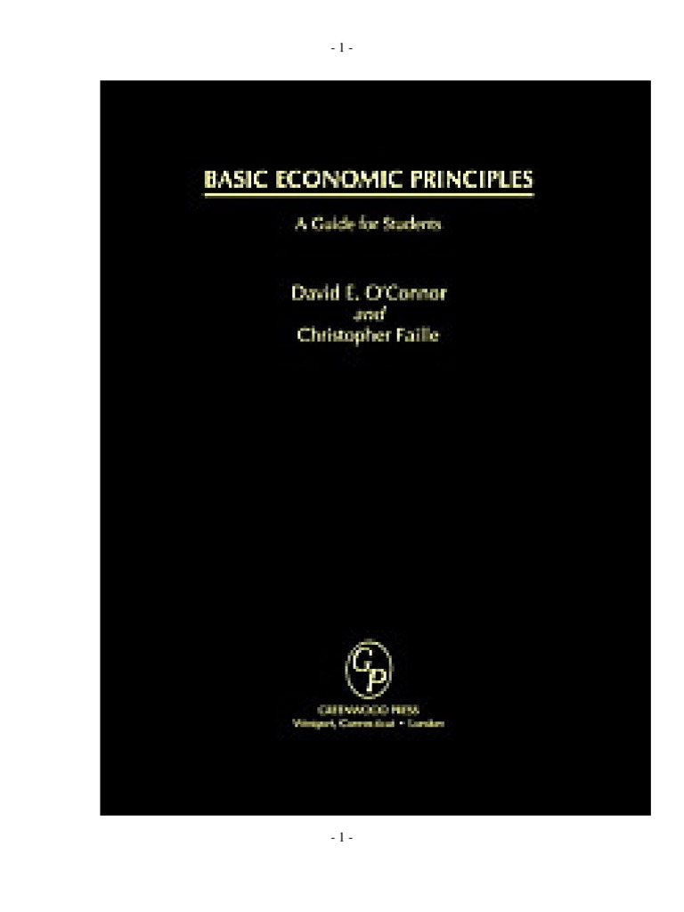 Basic economic principles a guide for students factors of basic economic principles a guide for students factors of production microeconomics fandeluxe Image collections