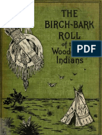 74799925 Birch Bark Roll of the Woodcraft Indians Containing Their Constitution Laws Games and Deeds Ernest Thompson Seton 1907
