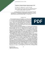R.S. Ram et al- Fourier Transform Infrared Emission Spectroscopy of CS
