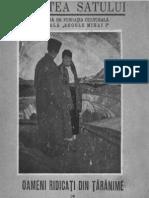 Ilariu Dobridor - Oameni ridicaţi din ţărănime