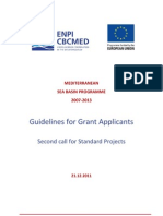 Guidelines for Grant Applicants