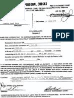 Timothy Paul Keim CF-2000-00570 Rule 8 Hearing
