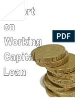 Report on Working Capital Loan (Prime Bank)
