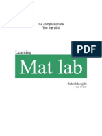 فارسی - Matlab جزوه آموزش مقدماتی