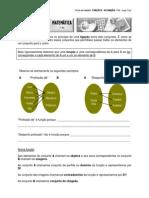 Ficha Funções - Definição