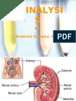 CLINICAL MICROSCOPY (Urinalysis)