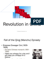 Chinese Revolution 1