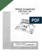 Allied Knight Kit