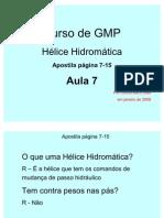 HÉLICE-Aula 7 - Hidromática 3-15 a 18