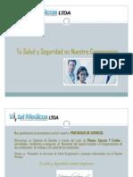 PortaFolio Vital Medicos Ltda