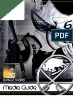 Buffalo Sabres 2011-2012 Media Guide