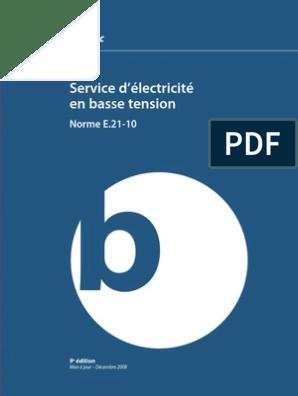 Livrebleu Dhydro Québec électricité électromagnétisme