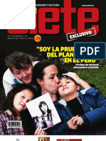 Semanario Siete- Edición 15