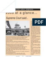 53 53 Impartant Labour Judgments 2009
