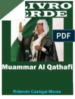 Livro Verde - Muammar Al Qathafi
