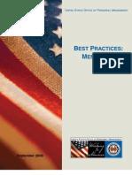 Best Practices Mentoring