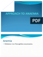 Appoach to Anemia 07