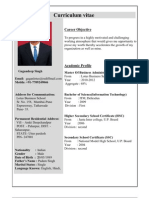 Gagandeep Resume