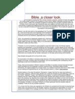 Bible_a Closer Look-www.islamicgazette.com