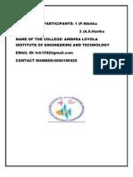 nanoelectronicss